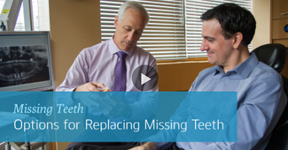 Missing teeth options for replacing video by Semiahmoo Dental in South Surrey